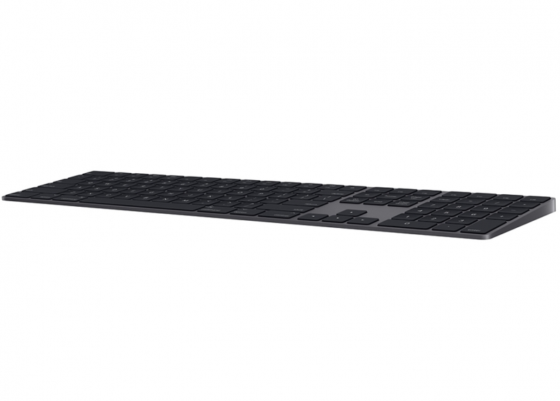 Teclado-Wireless-Bateria-Modelo-A1843-Preto-2